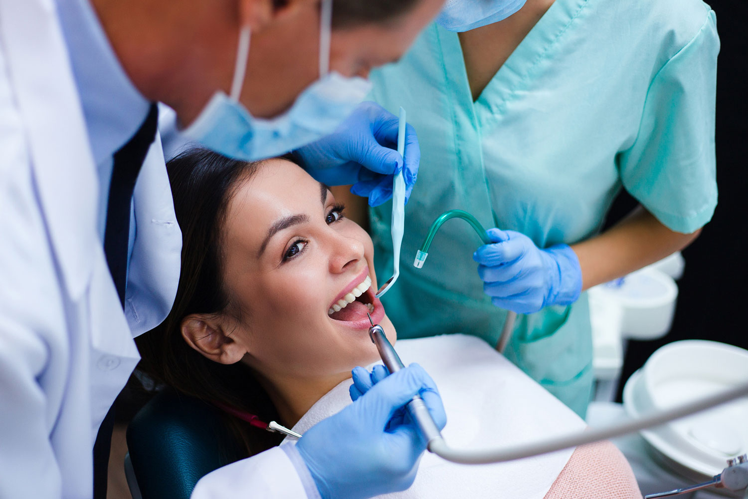 Wide and complex range of dental services