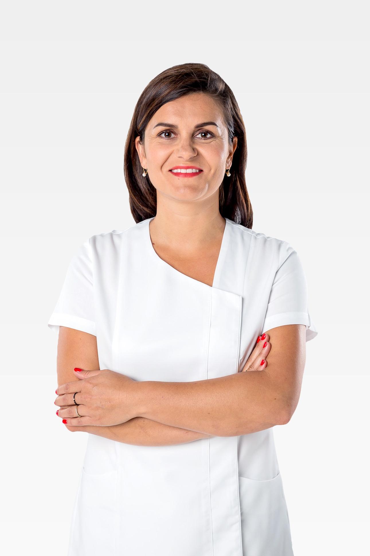 Agnieszka Peret Doctor of Dental Science Atelier Uśmiechu Warszaw Mokotów