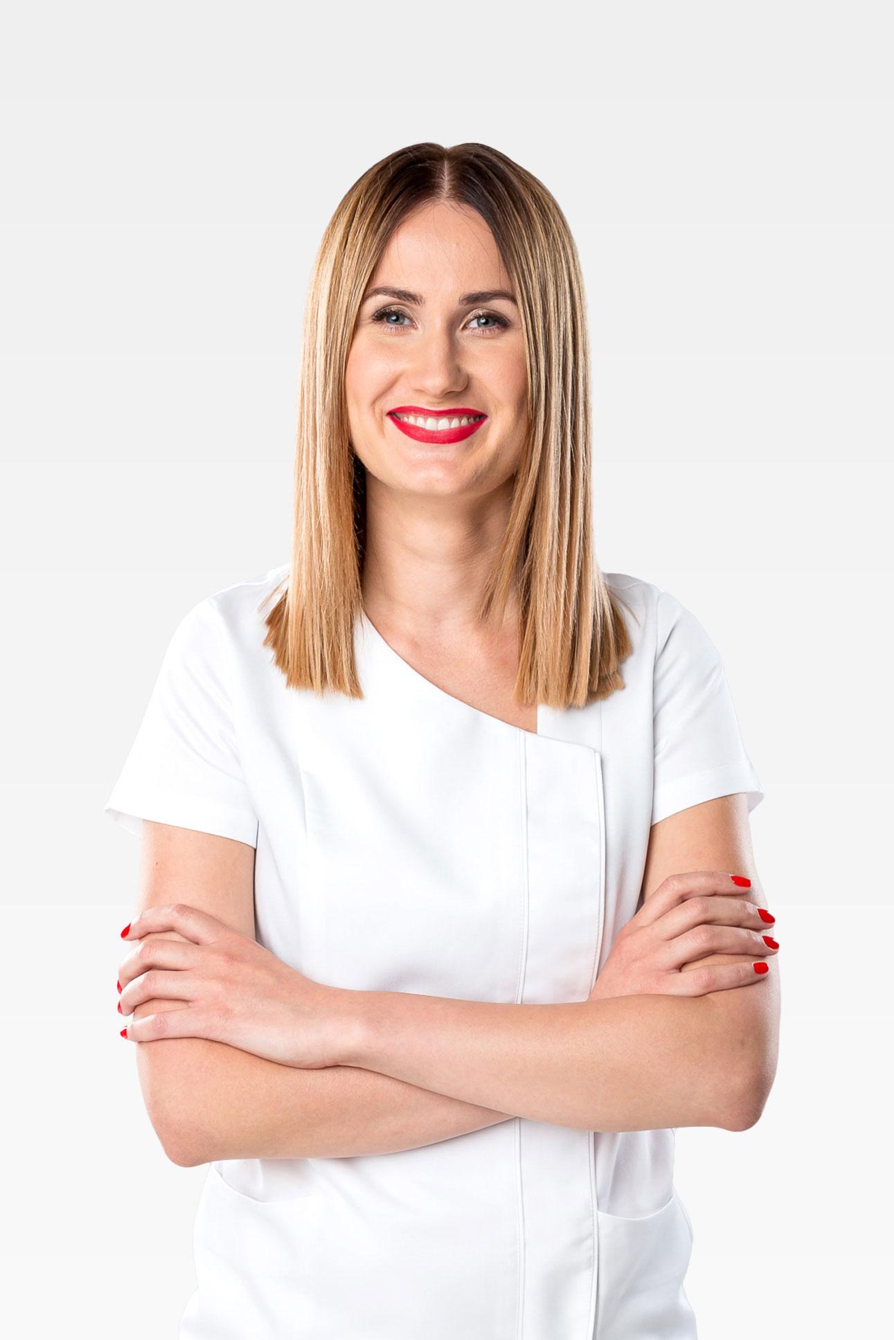 Anita Walczak Higienistka Stomatologiczna Atelier Uśmiechu Warszawa Mokotów